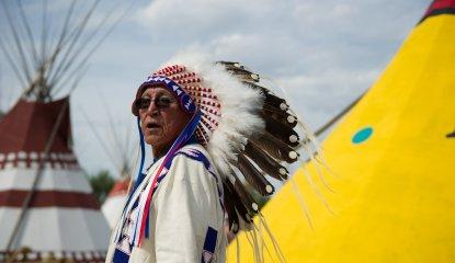 Siksika Tribe Day