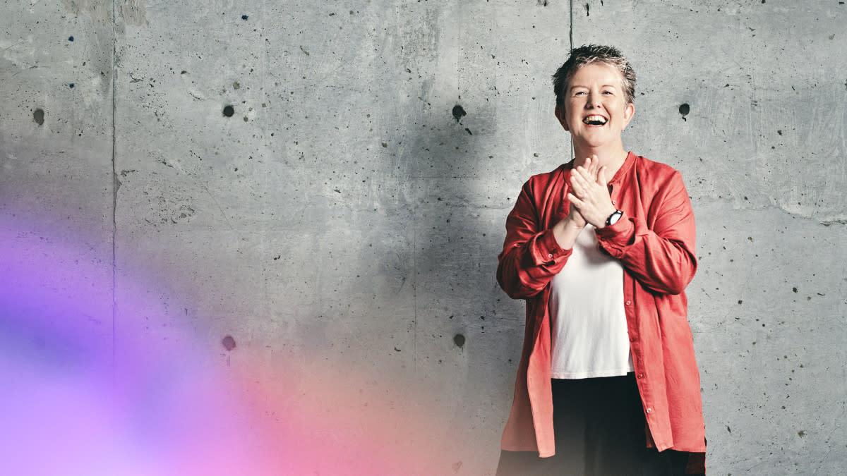 Anna McGrath, head of culture and transformation, Godfrey Dadich Partners.