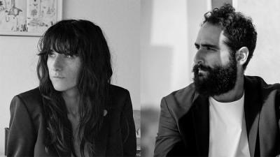 Oana Stanescu and Tarik Zaharna – Panel