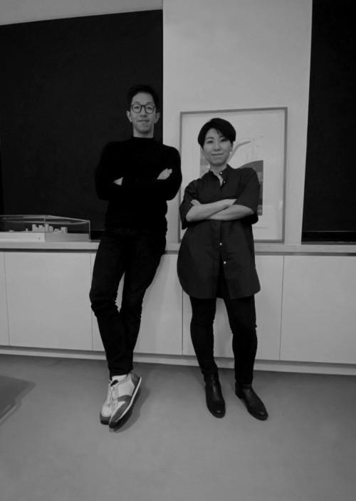Jazlyn Fung and Tong Wong