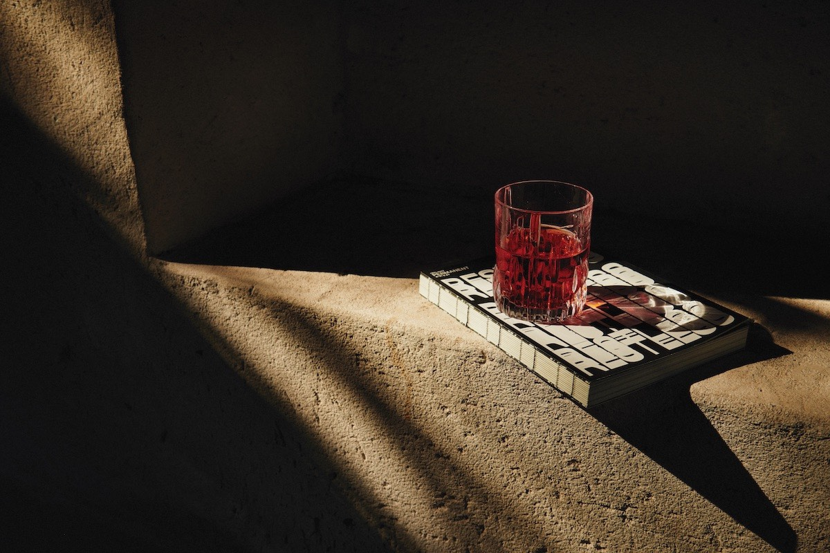 Book and Negroni