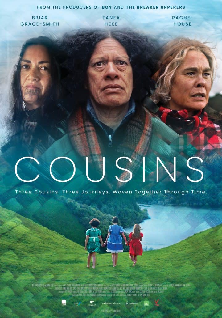 Cousins - Web Poster