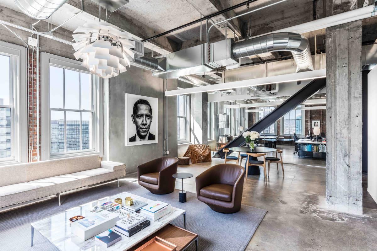 Godfrey Dadich Partners HQ in San Francisco.