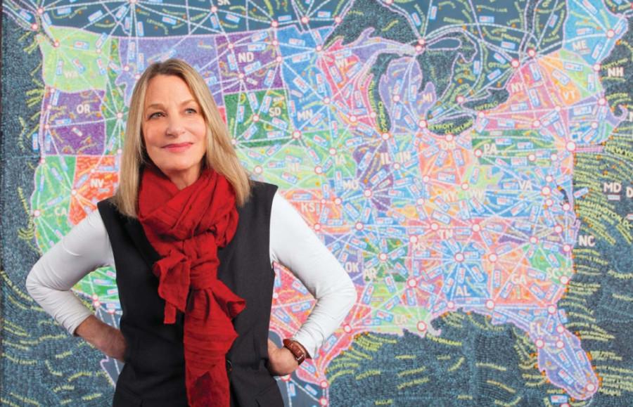An interview with Paula Scher-1