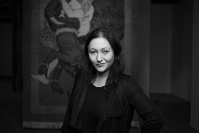 Executive Director  & Curator, Encounters