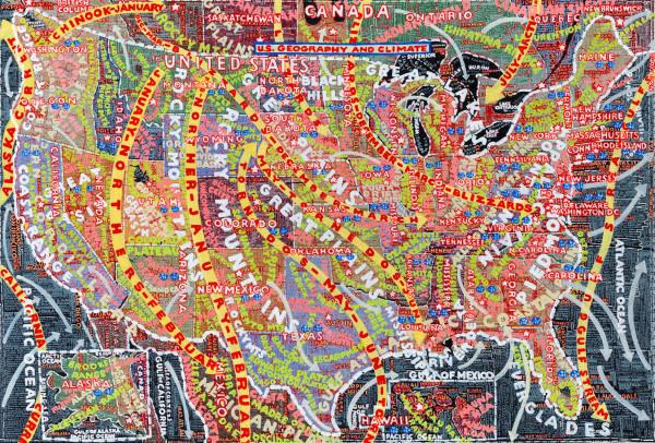 Mapping Paula Scher