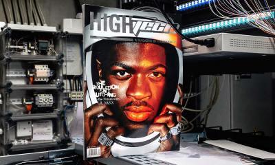 High Tech magazine by Highsnobiety