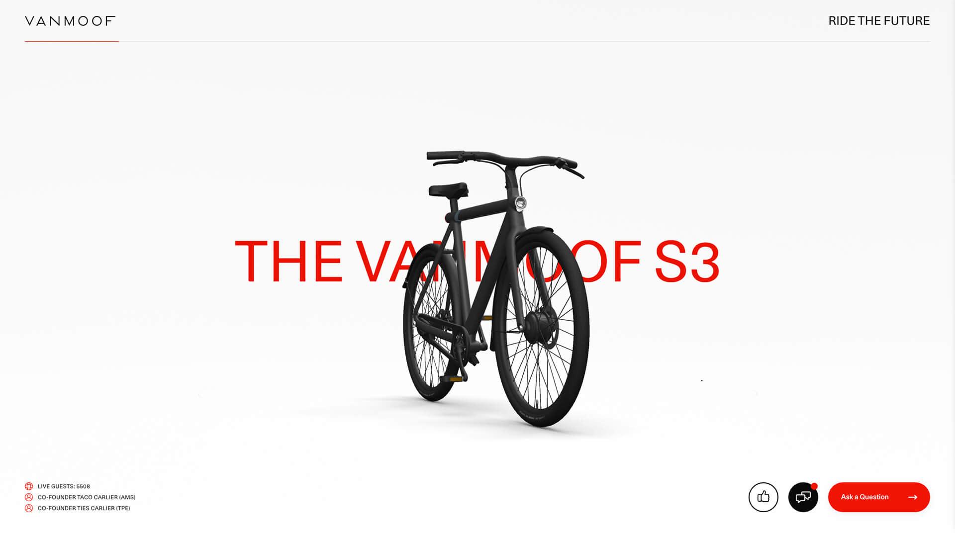 Resn - VanMoof 1