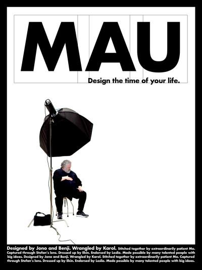 Mau – Bruce Mau