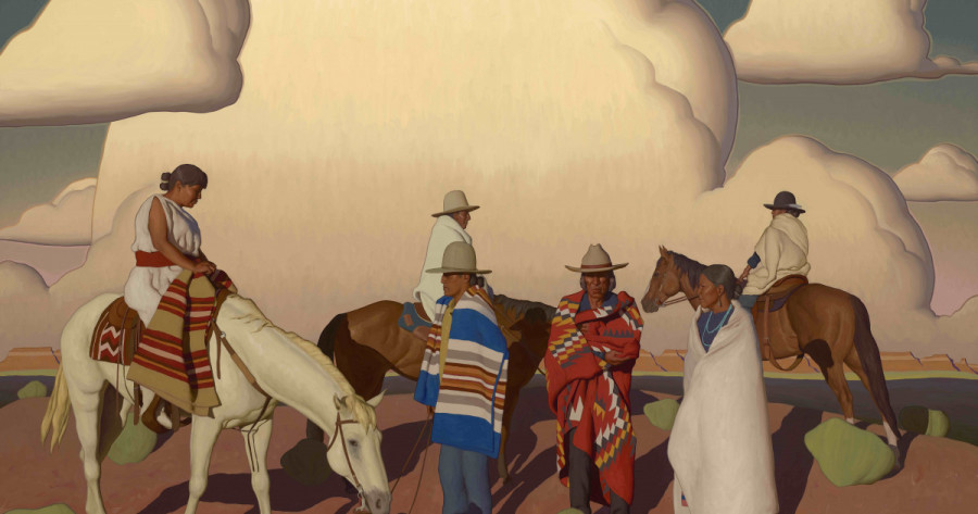 In conversation: Logan Maxwell-Hagege on the new American West