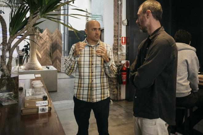 WATCH: Outerknown's Kelly Slater and John Moore on circularity and creativity