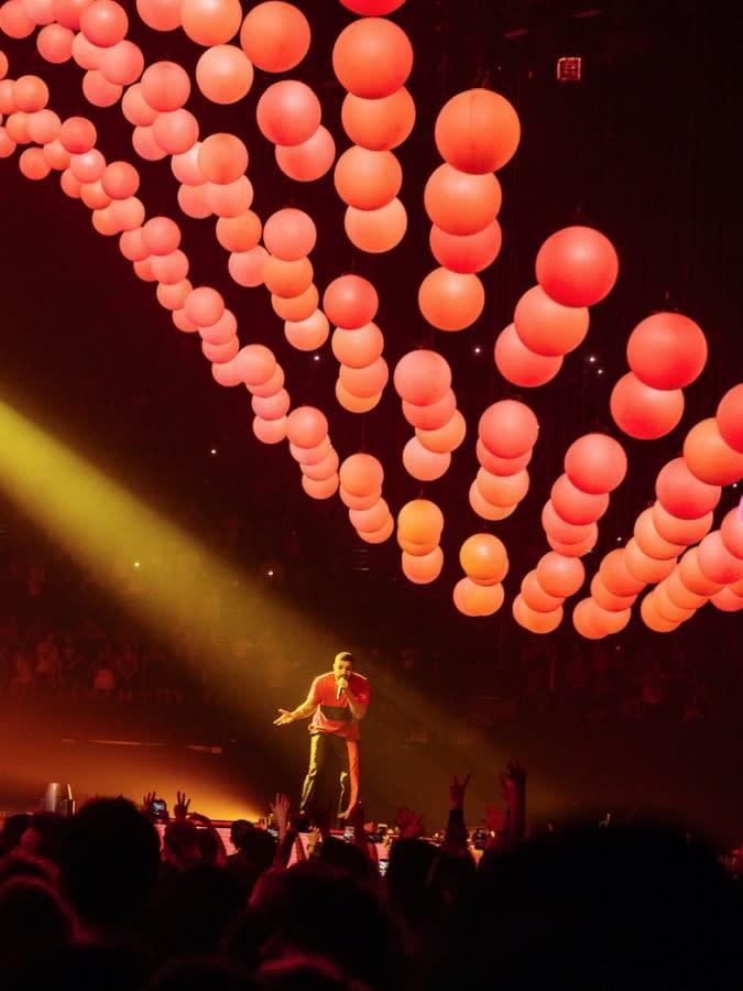 Designing Drake's 'Boy Meets World' Tour-9
