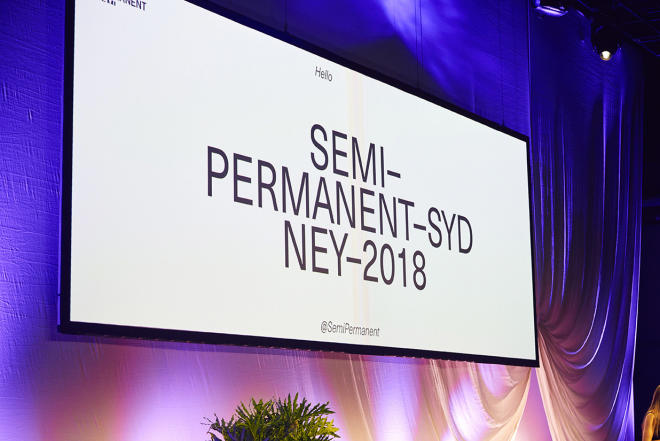 Lessons from Semi Permanent 2018