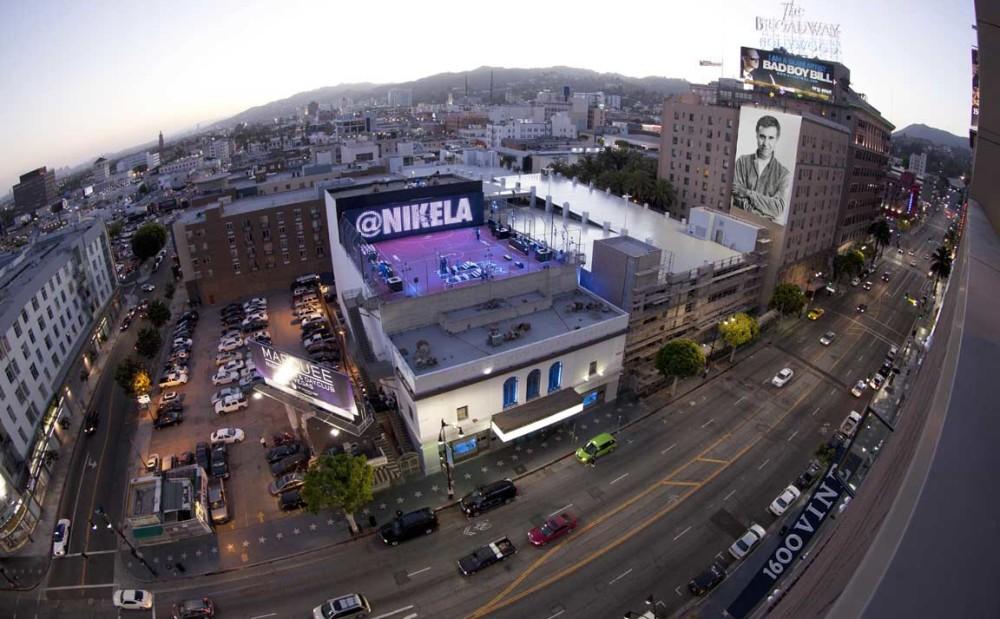 Nike LA