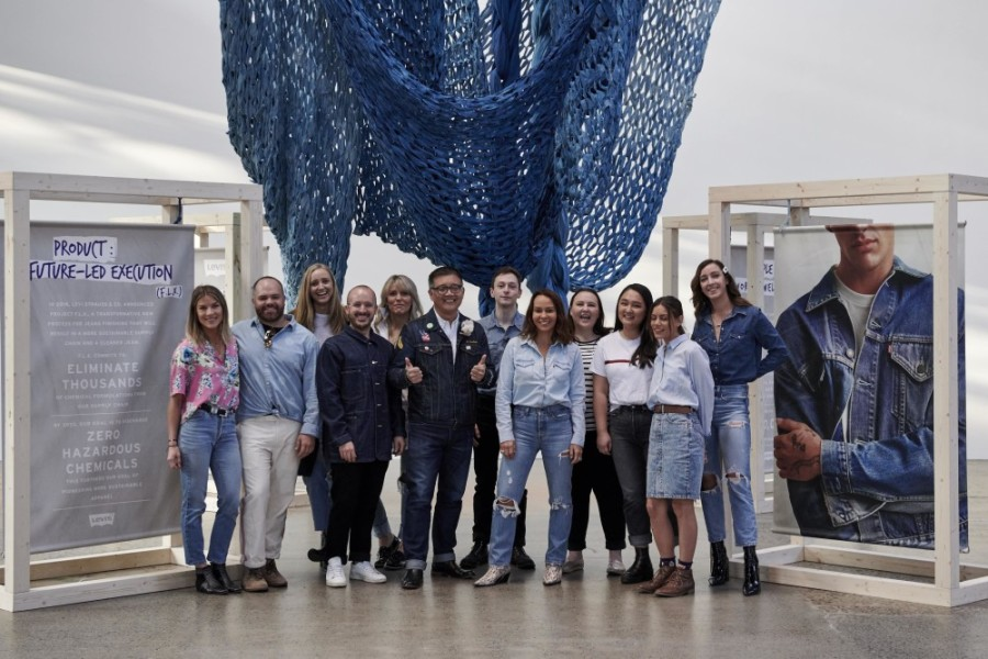 Sustainability with Levi's