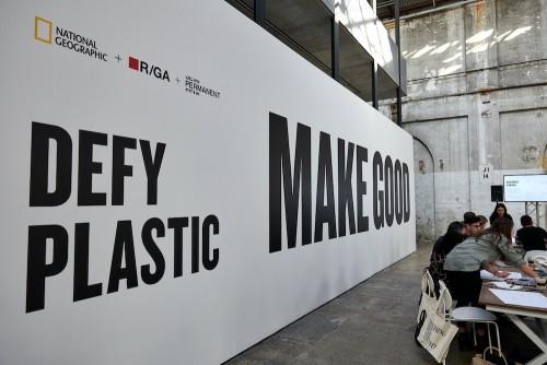 Make Good, No Plastic