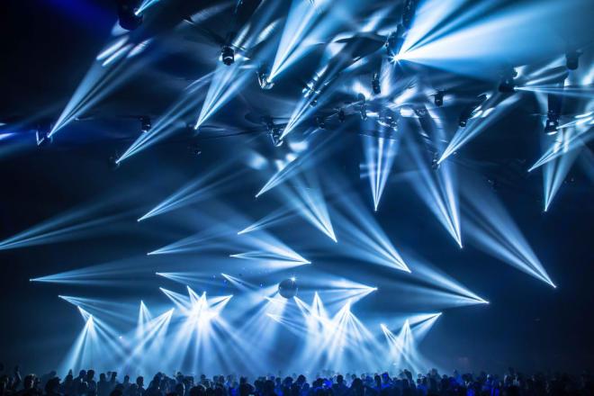 Lighting designer Steve Lieberman talks Coachella and the rave days