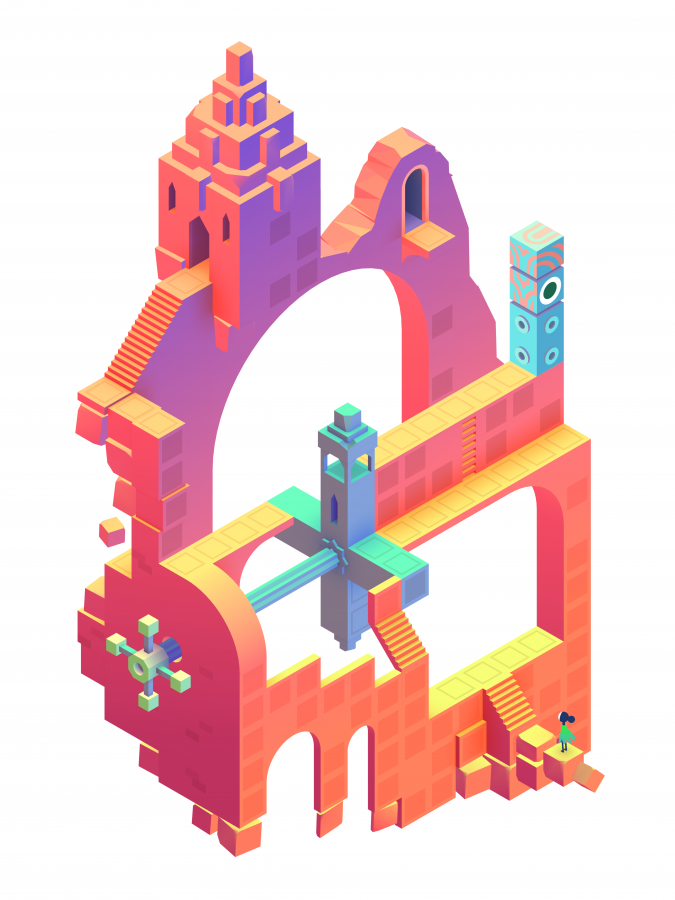 Deep Inside the World of Monument Valley II-11