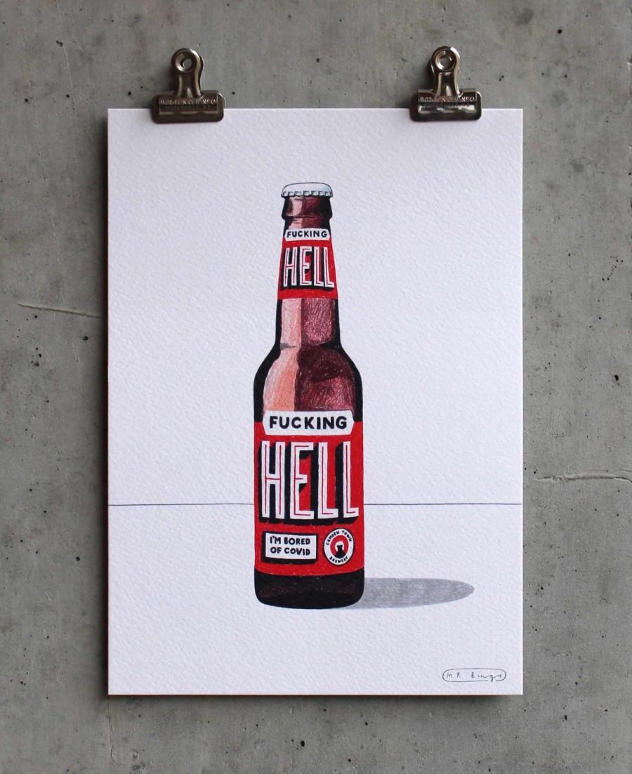 Mr Bingo Camden Hells Beer