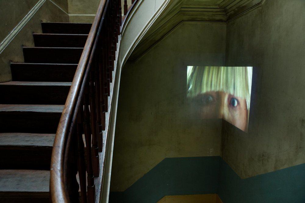 Sia + Daniel Askill The Videos staircase