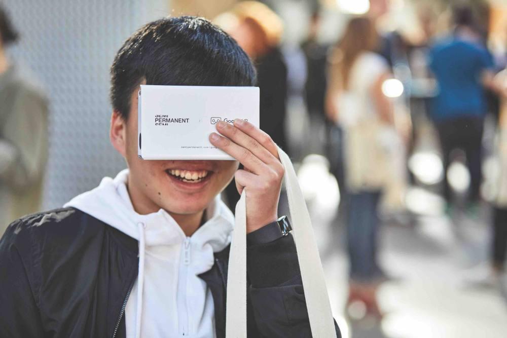 Google VR at Semi Permanent