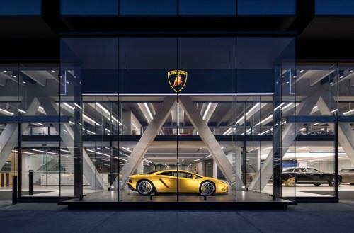 Warren and Mahoney – Lamborghini
