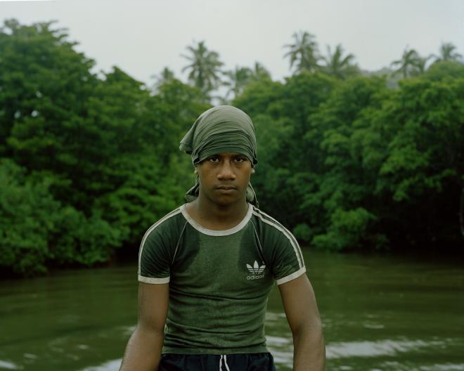 Five Before Five: Derek Henderson's portraits