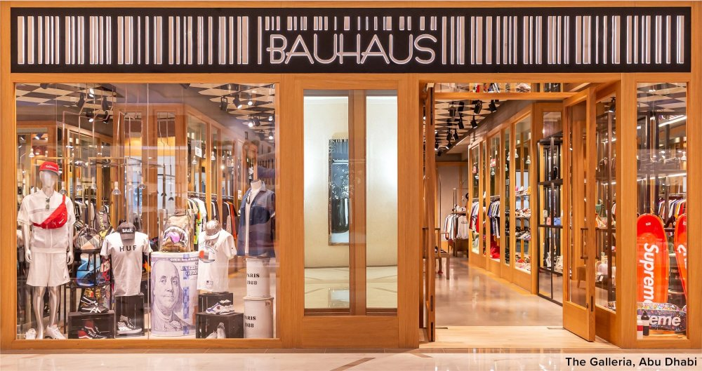 Shop Bauhaus