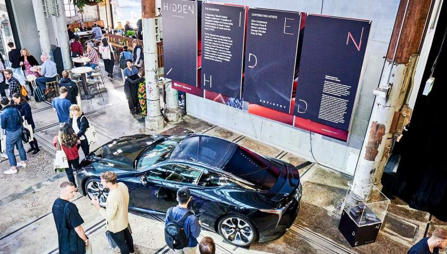 Hidden Artistry with Lexus at Semi Permanent Sydney