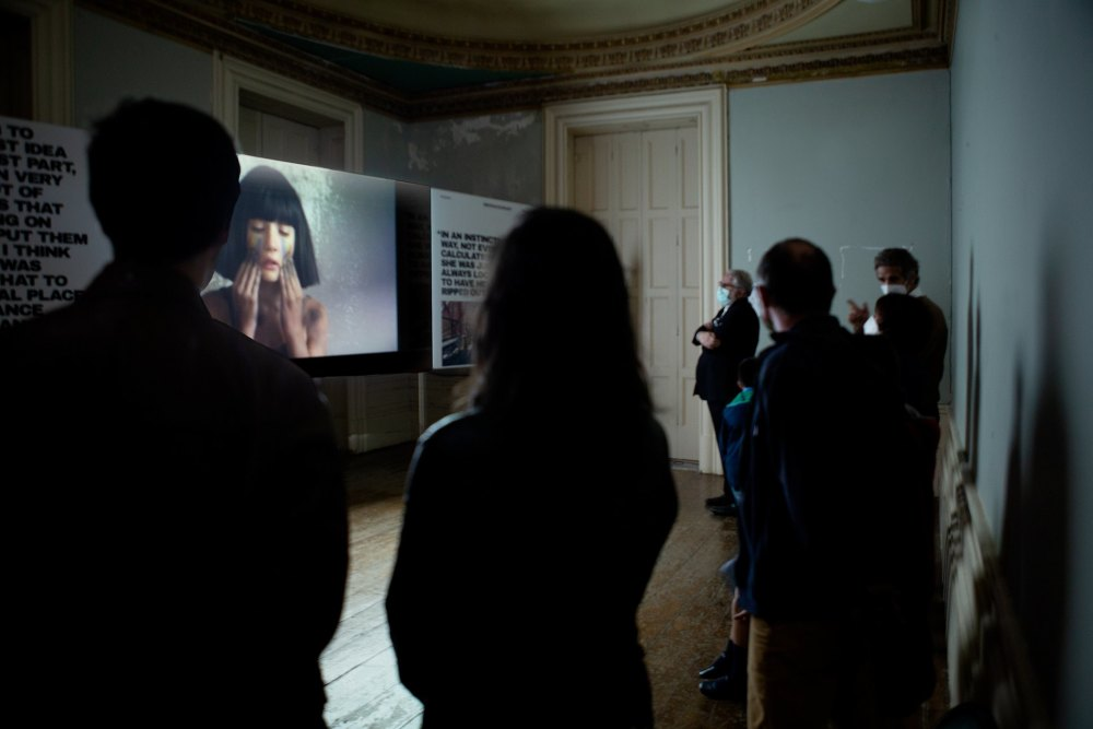 Sia + Daniel Askill The Videos Audience Viewing Work