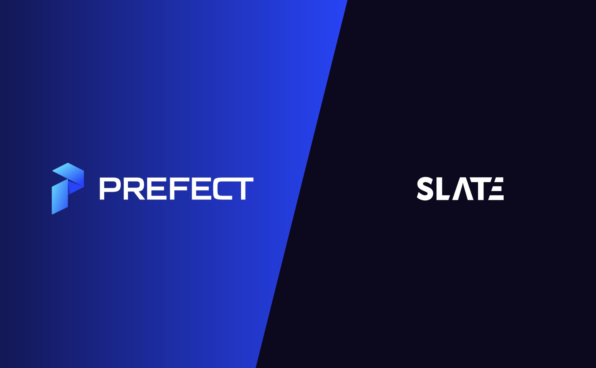 Prefect Acquires SLATE Data