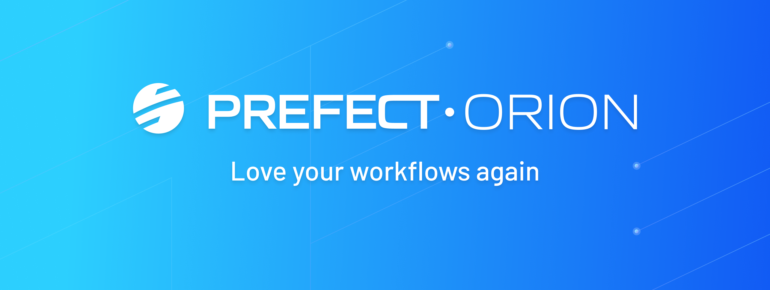 Prefect Orion: Our Second-Generation Workflow Engine