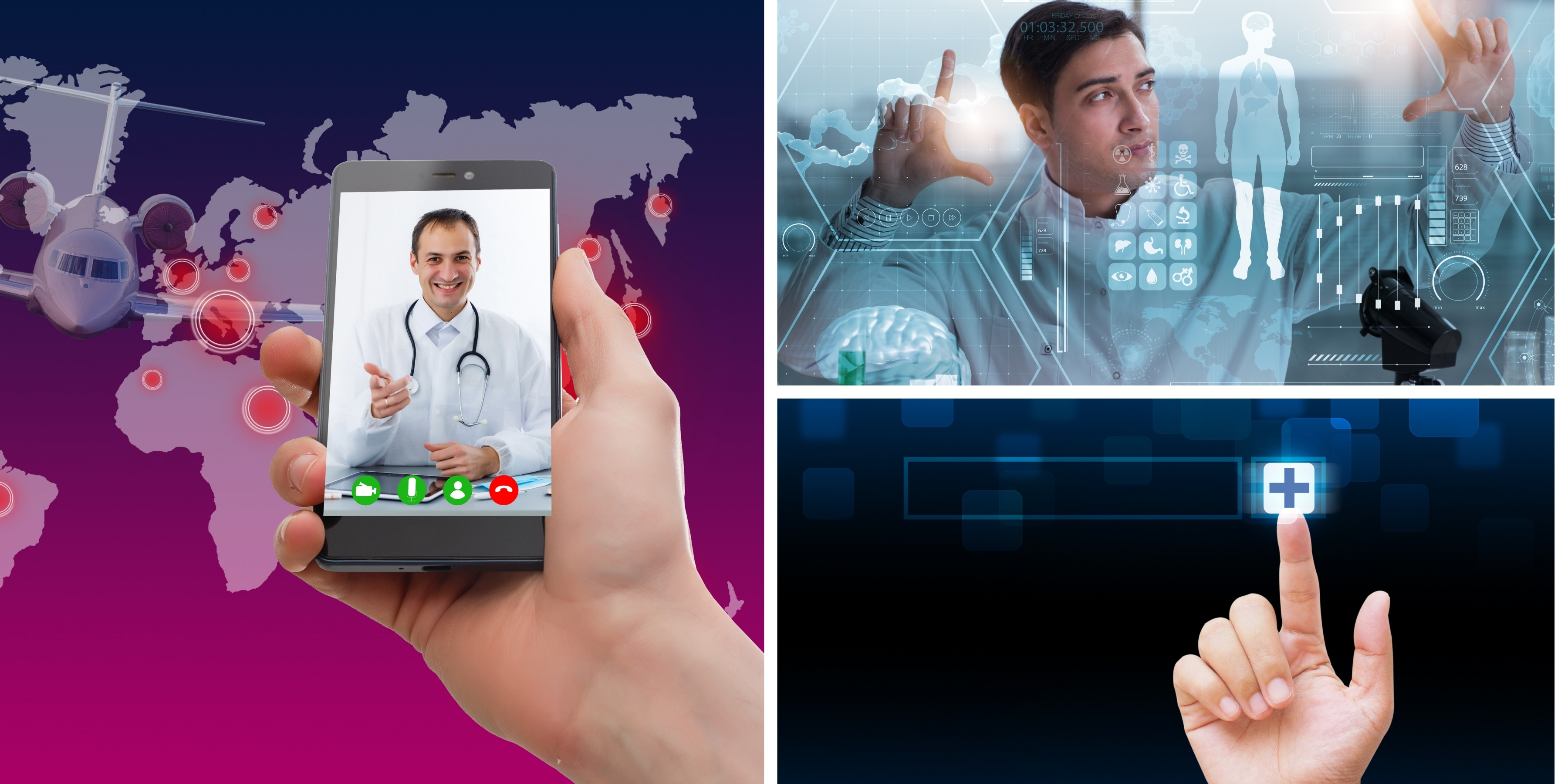 Annual Congress & Expo on Telemedicine, Digital Healthcare & Informatics