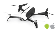 Parrot bebop 2 flight plan app