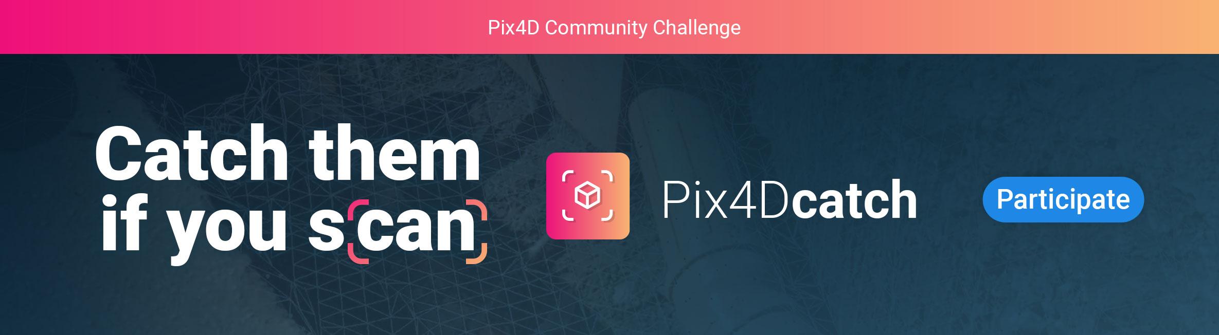 pix4dcatch community challenge