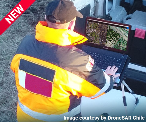 fast-mapping software for emergency response and public safety