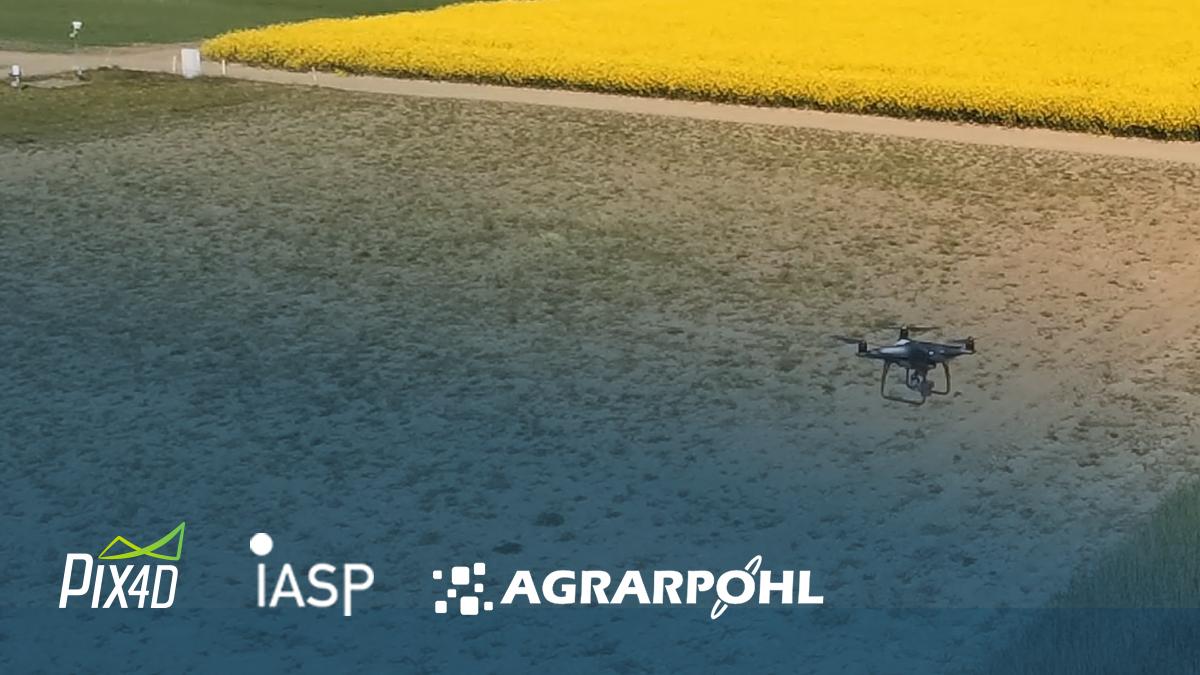 Webinar zur Landkartenerstellung mit IASP und AGRARPOHL