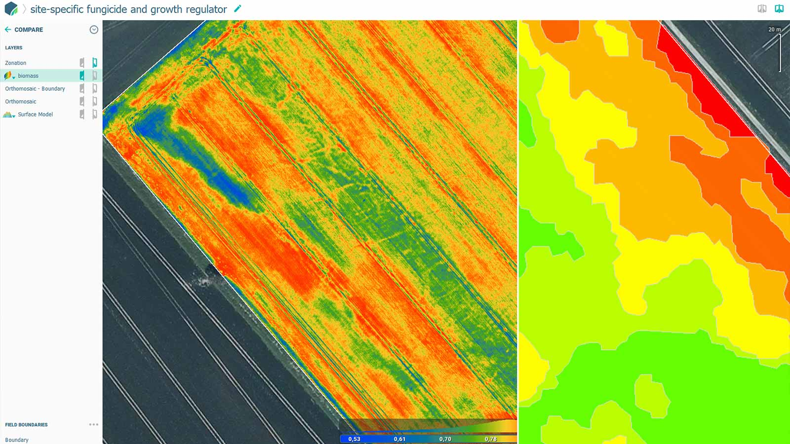 Creating-precision-agriculture-maps-with-Pix4Dfields
