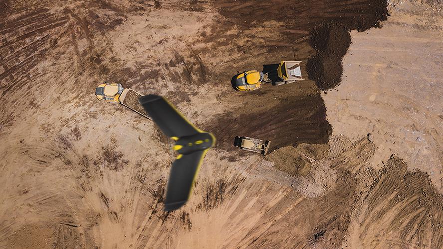 Pix4D construction workshop - drone mapping