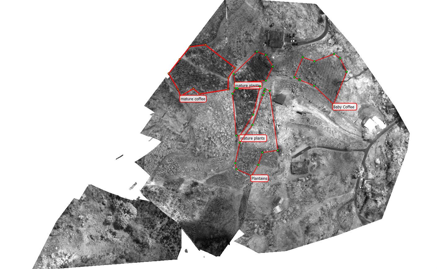 Pix4D Agriculture usecase drones climatechange reflectance map