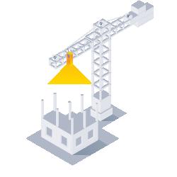 crane camera capturing data