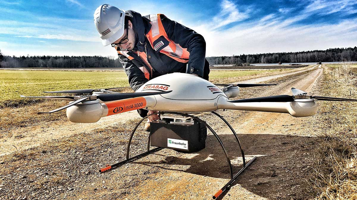 drone mapping for every type of construction project