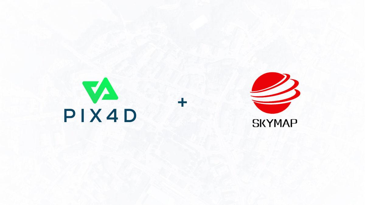 Skymap partnership China