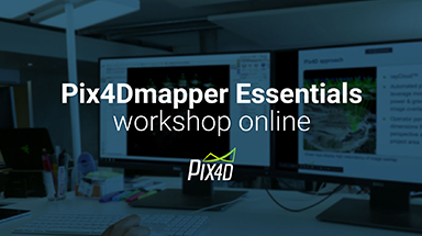 Pix4D workshop online