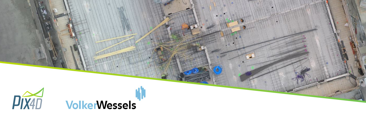 Webinar for construction monitoring. Learn how to get drone data without drone