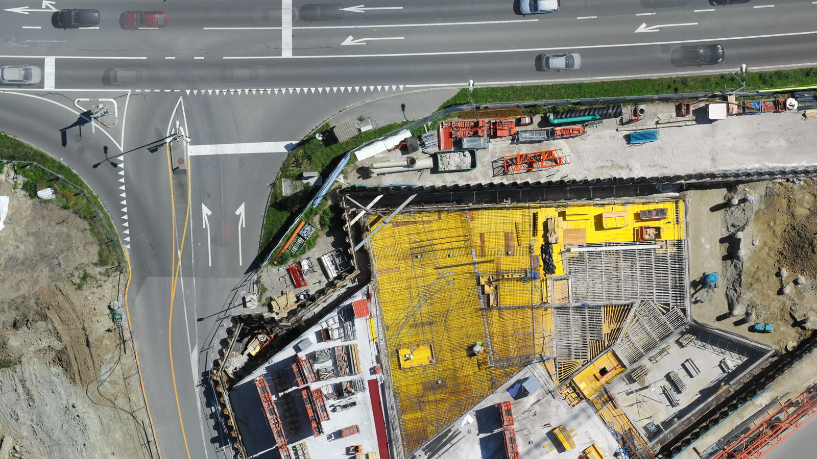 Construction site monitoring with the Crane Camera