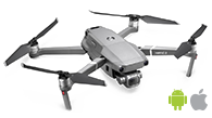 DJI Mavic 2 Pro flight planning software for drone mapping
