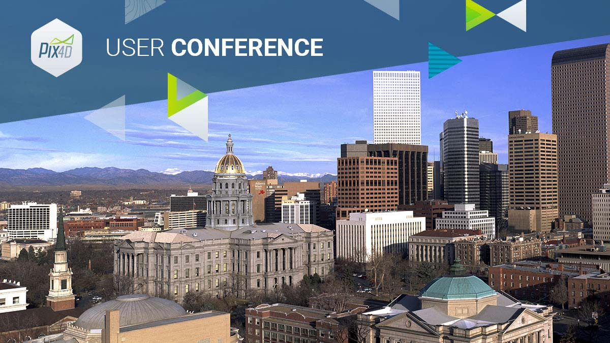 Pix4D workshop for drone mapping and photogrammetry at User Conference in Denver