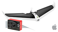 Parrot Disco Pro AG mapping bundle