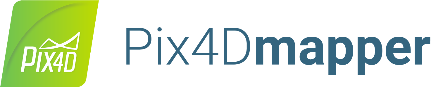 Pix4Dmapper full logo